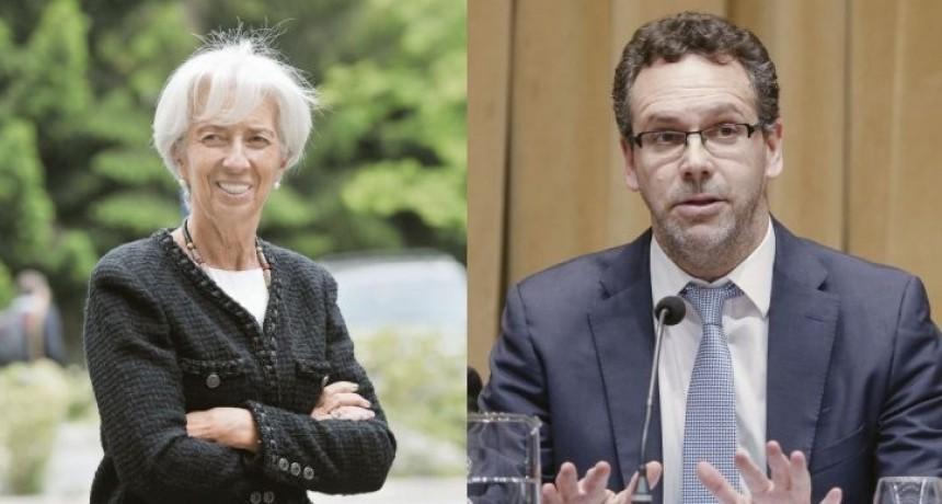 FMI: Gobierno descuenta aval por desvío fiscal de adelanto AUH