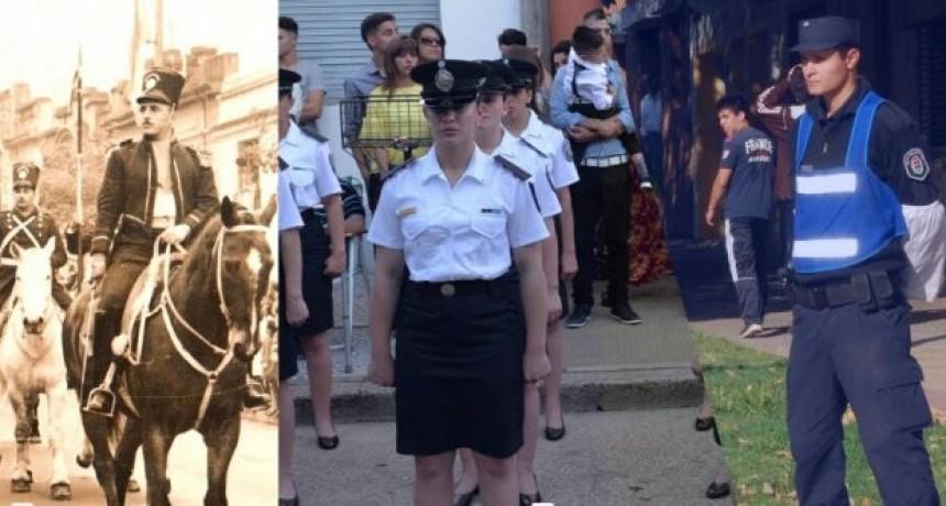 Este miércoles  la Policía de Entre Ríos festejará 185 años de vida institucional