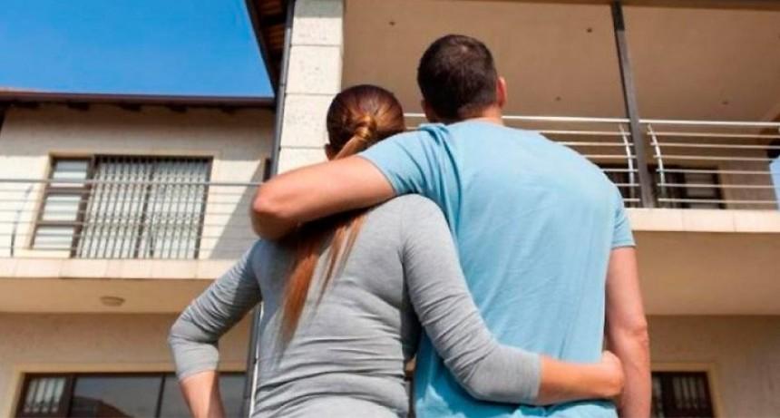 Se aleja el sueño de la casa propia: Los créditos UVA no frenan su caída