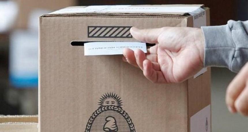 Más de un millón de entrerrianos están habilitados para votar en abril