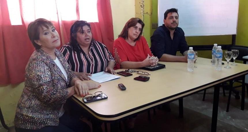 La Prof. Paula Perez Lindo es la nueva Coordinadora Departamental de Educación de Adultos
