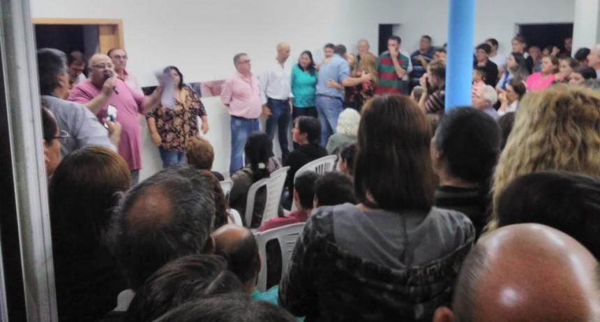 El Frente Creer Entre Ríos realizo su acto de lanzamiento federalense