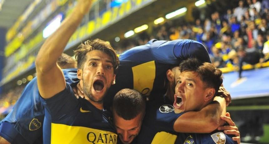 Copa Libertadores: Boca goleó a Deportes Tolima y festejó en La Bombonera