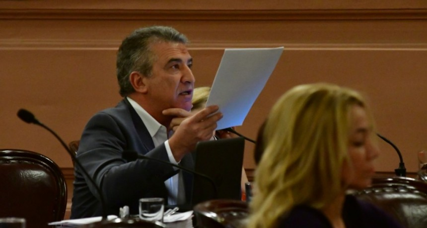 Urribarri criticó a la oposición por sus maquinaciones para deponerlo del cargo