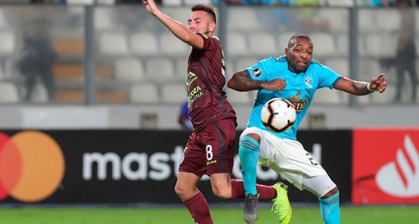 Copa Libertadores: Godoy Cruz consiguió un buen punto en Perú