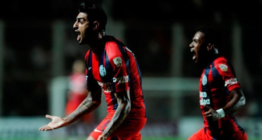San Lorenzo superó a Junior por la Libertadores y ganó después de cuatro meses
