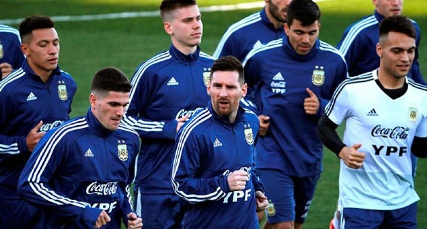 Selección: Los días horarios y TV para los amistosos contra Venezuela y Marruecos