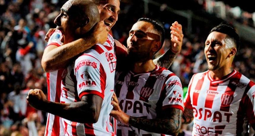 Copa Sudamericana: Unión le ganó a Independiente del Valle en su estreno internacional