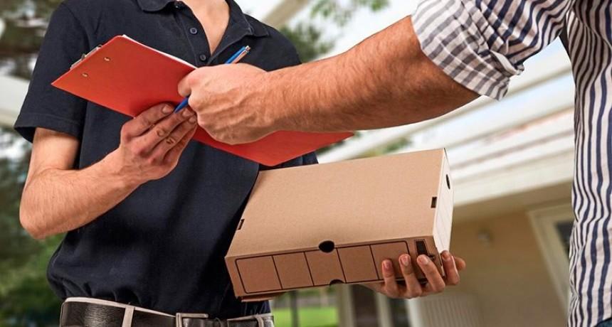 En abril regirán cambios para las compras puerta a puerta en el exterior