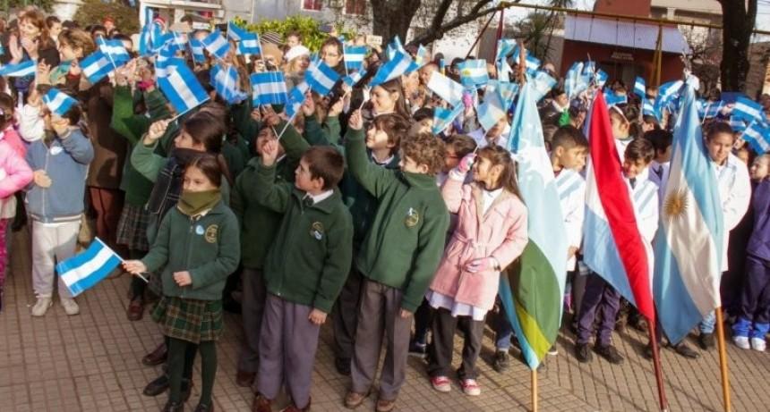 Los mejores promedios ya no serán los abanderados en escuelas de Entre Ríos