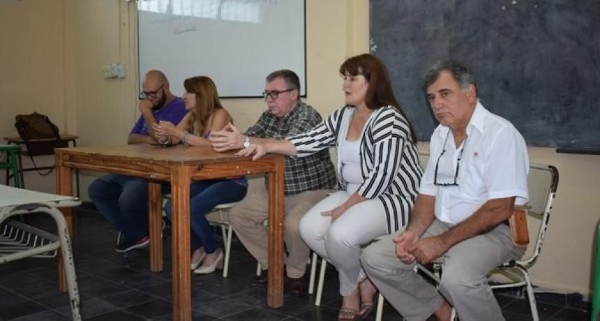 INAUGURACIÓN CICLO LECTIVO DE LA LICENCIATURA DE COOPERATIVISMO Y MUTUALISMO