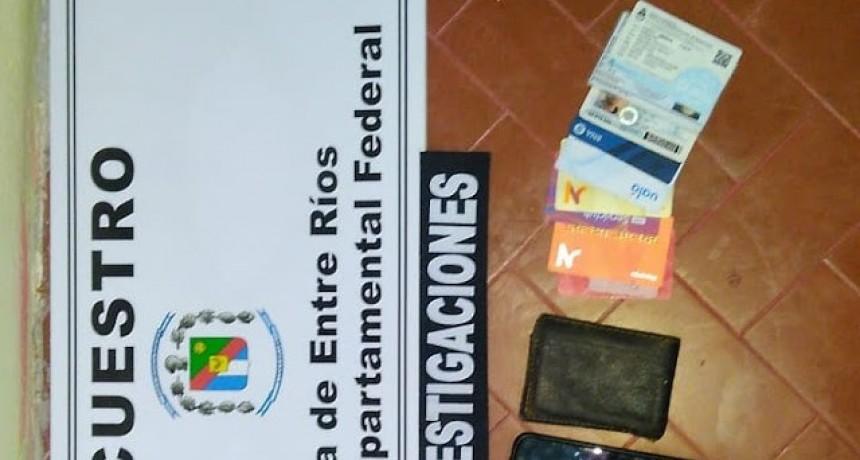 Rápido acción policial ante un robo con resultados positivos