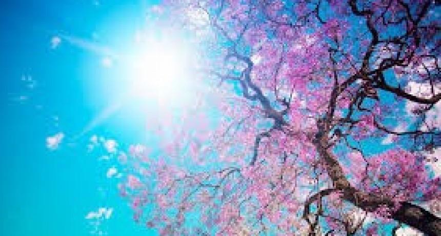 Pronostican sol y temperatura en ascenso para el primer fin de semana de otoño