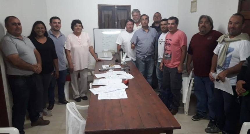 La Liga Federalense de Fútbol renovó sus autoridades