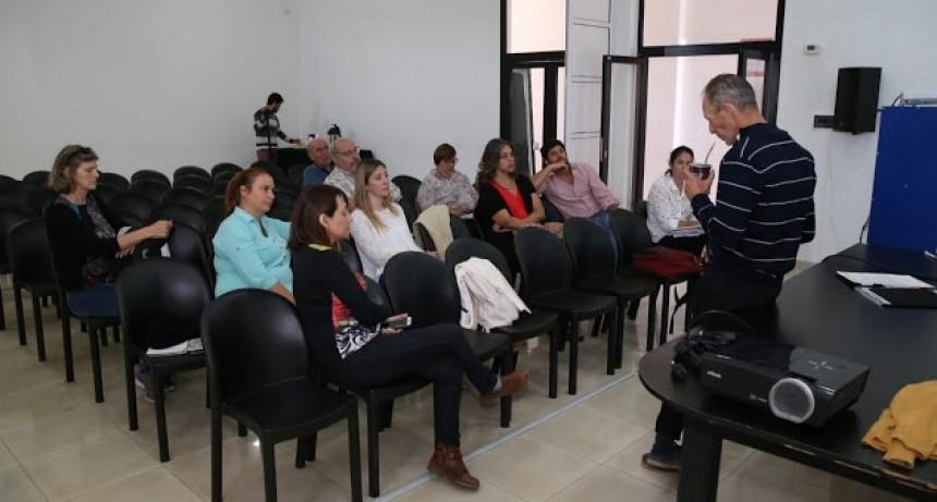 Lucia Rafaelli participo de un encuentro de Turismo en Villaguay