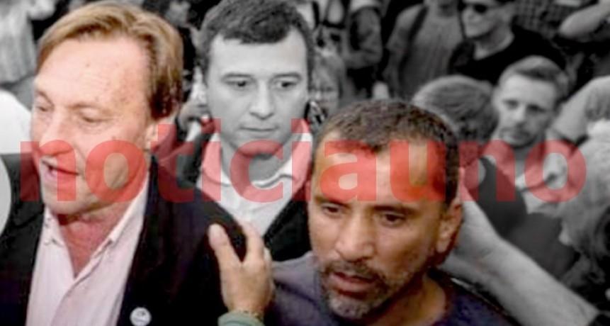 Procesado por narcotráfico, Varisco hace campaña junto al hermano de un jefe narco