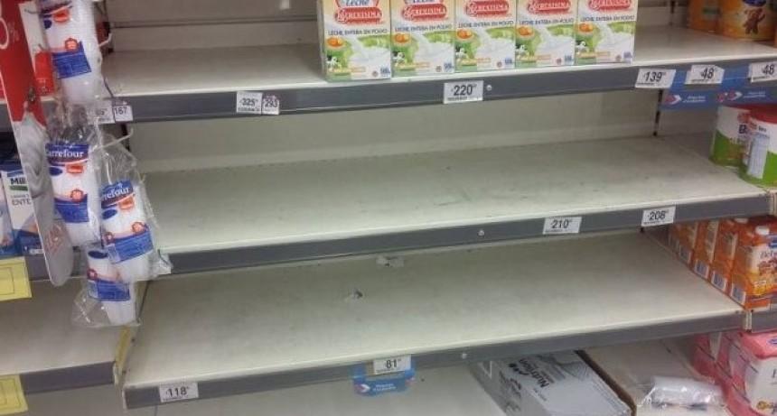 Precios Cuidados: caída del consumo profundiza la faltante de productos