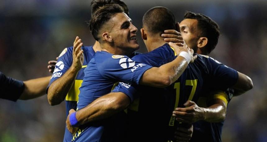 Boca superó a Banfield y aseguró un lugar en la fase de grupos de la Libertadores 2020