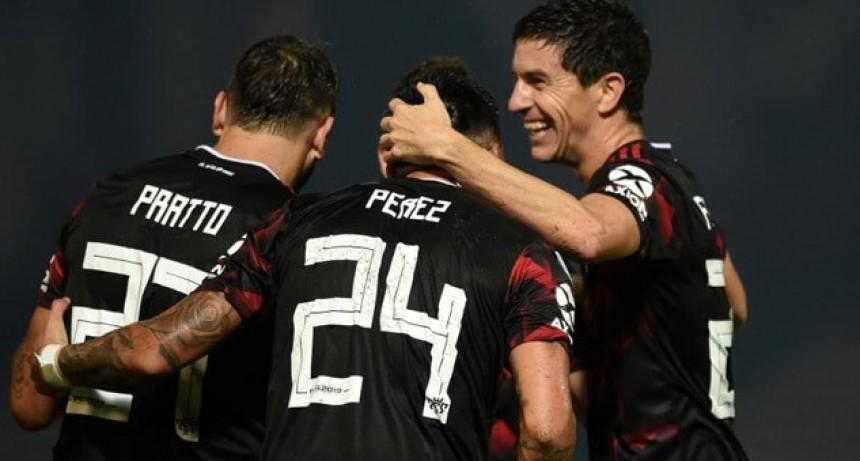 River derrotó a Talleres en Córdoba y tiene un pie en la Libertadores 2020