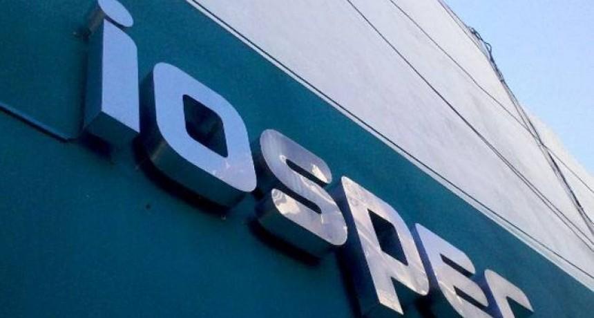 Desde abril, Iosper aumenta 10% a todos sus prestadores