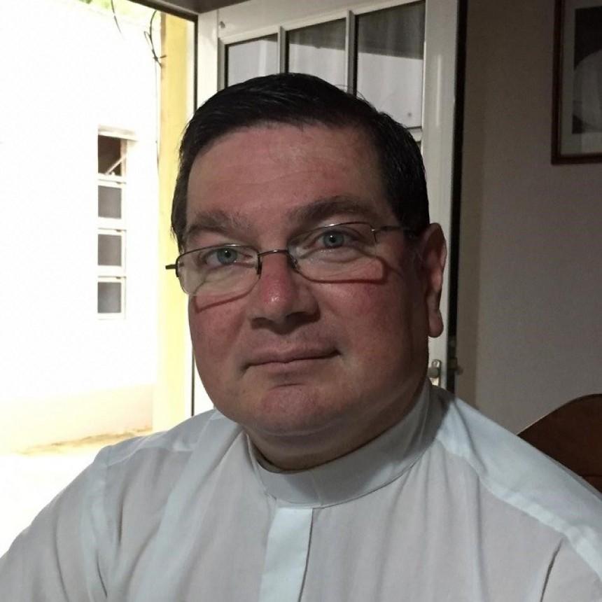 S. de Luna: Camozzi habló sobre su tarea de administrador parroquial