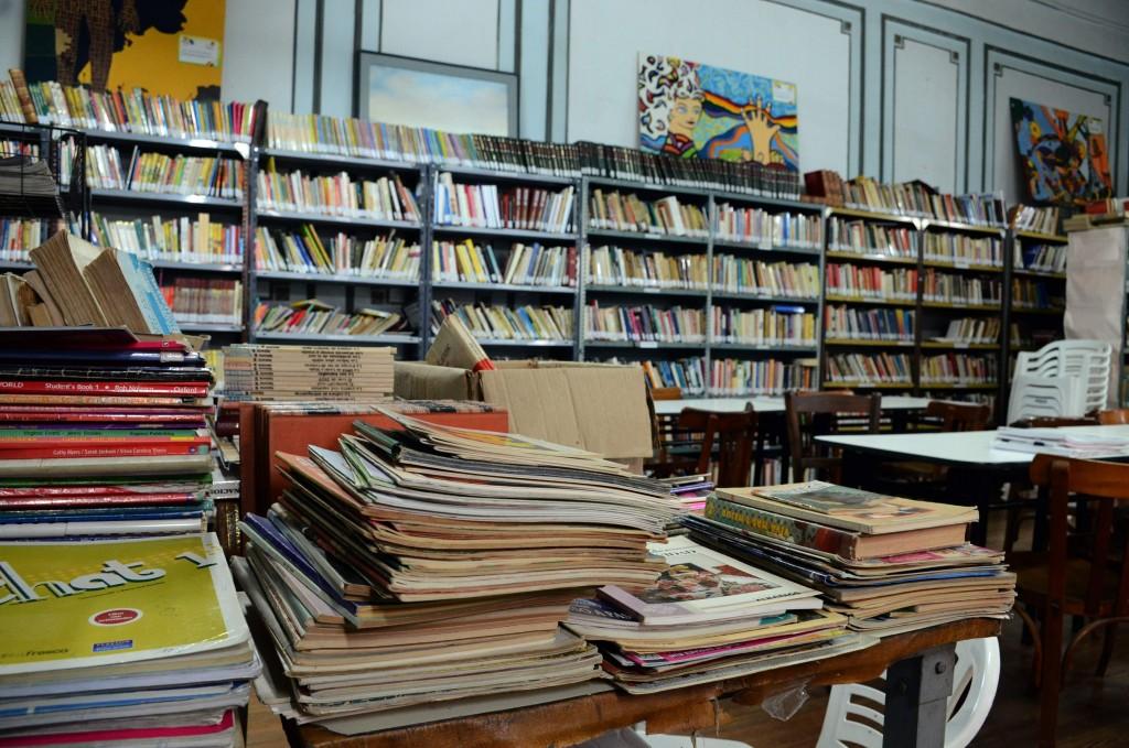 Convocatoria para reorganizar la Biblioteca Popular