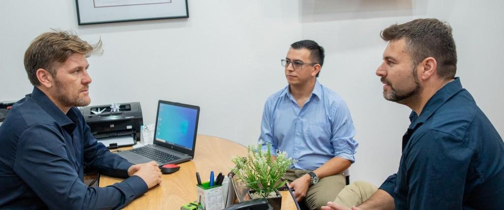 El Becario complementa acciones con municipios para favorecer a más estudiantes entrerrianos