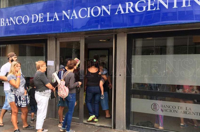 Bancos reabren el viernes para jubilados y beneficiarios de seguridad social