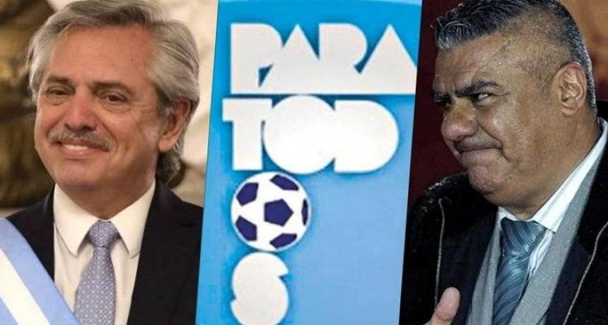 """Vuelve el """"Fútbol para Todos"""" por la TV Pública ?"""