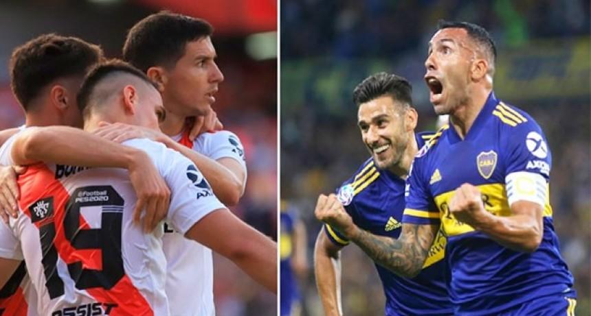 La definición de la Superliga: River y Boca van por el título en la última fecha del torneo