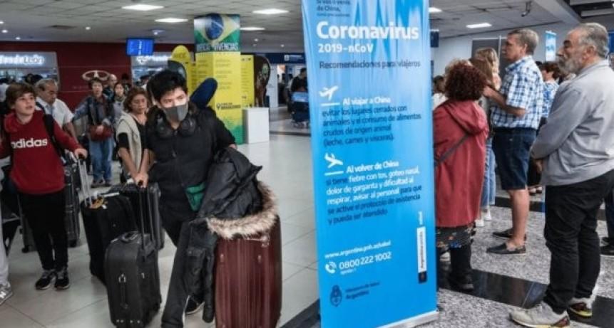 Coronavirus: confirman hasta ahora ocho casos en Argentina