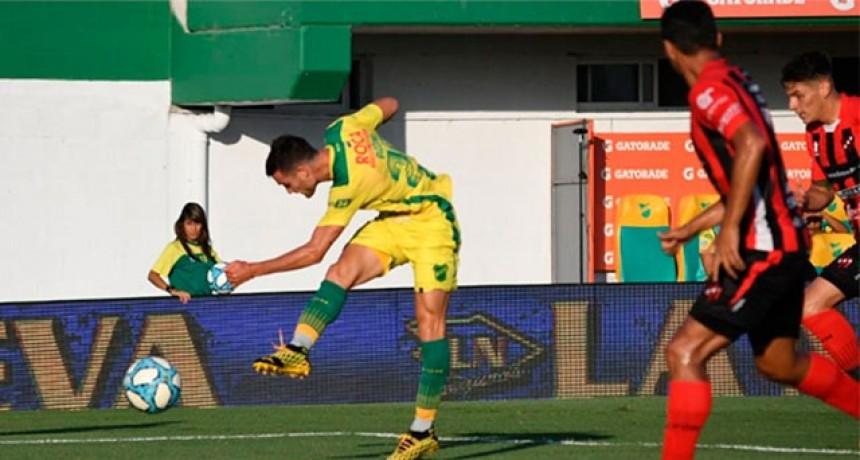 Dura derrota: En el cierre de la Superliga, Patronato cayó 2-0 ante Defensa y Justicia