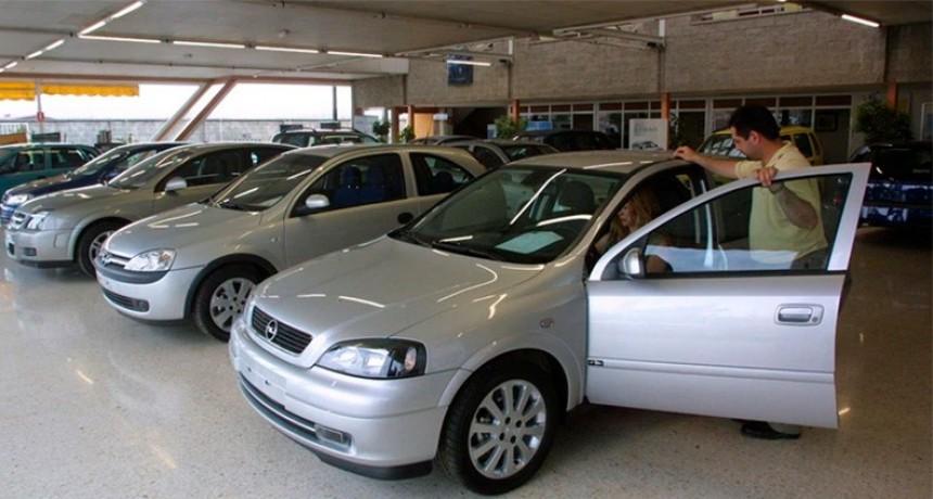 Entre Ríos fue la provincia donde más subió la venta de autos usados