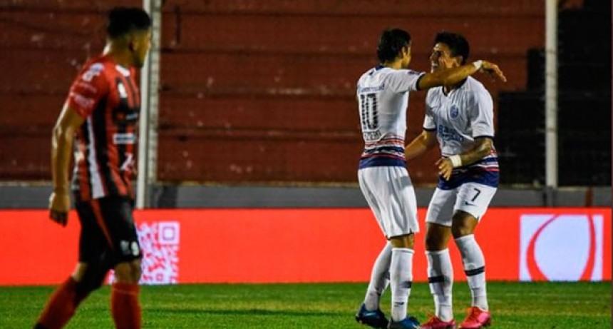 Duro golpe para Patronato en un Grella sin público: San Lorenzo le ganó 3-1