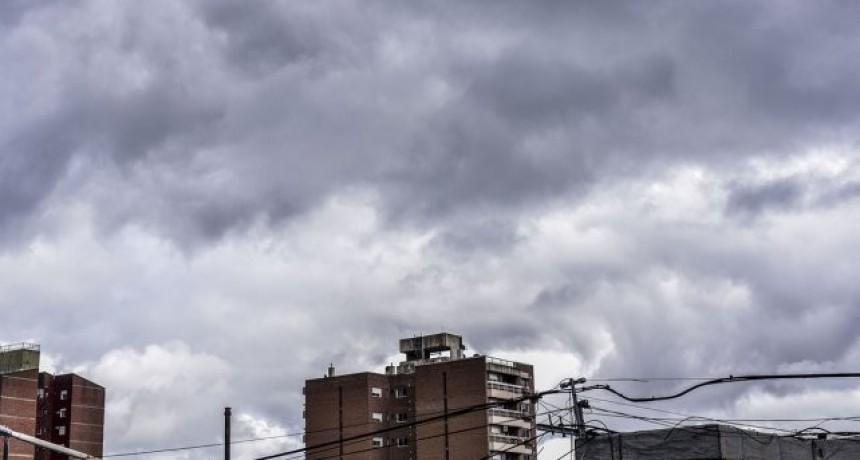Entre Ríos: alerta por tormentas fuertes con ráfagas