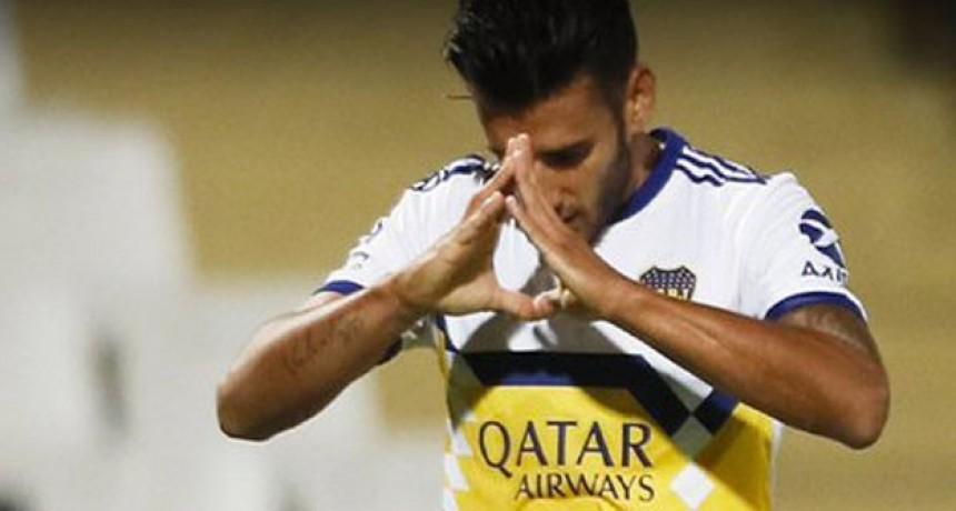 Boca goleó a Godoy Cruz por 4 a 1 en su debut en la Copa de la Superliga