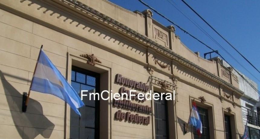 Hasta el 31 de marzo suspendidas las actividades del Concejo Deliberante