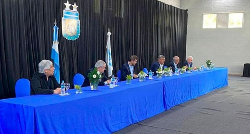 AFA anunció la conformación de la Liga Profesional y el fin de la Superliga