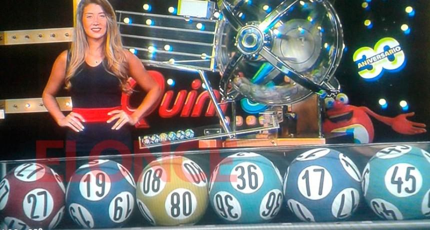 Un apostador ganó 20 millones de pesos en el Quini 6