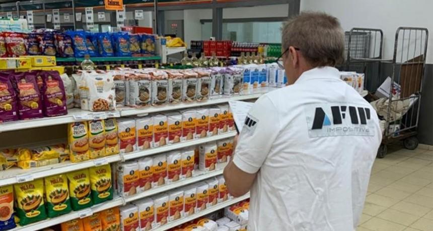 Para frenar los aumentos de alimentos y productos de limpieza, realizan control de precios en Entre Ríos