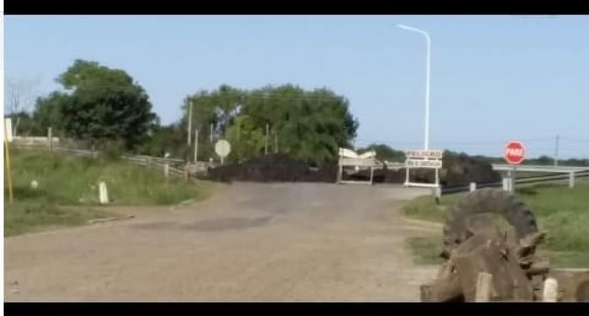Federal cerro acceso y circulación por la Ruta nacional N 127