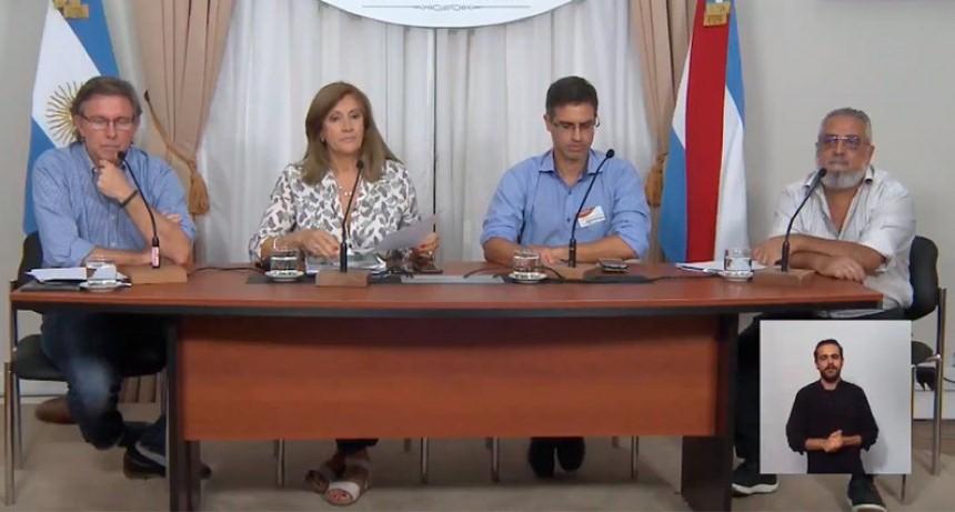 Investigan contactos estrechos de tres casos de coronavirus en Entre Ríos