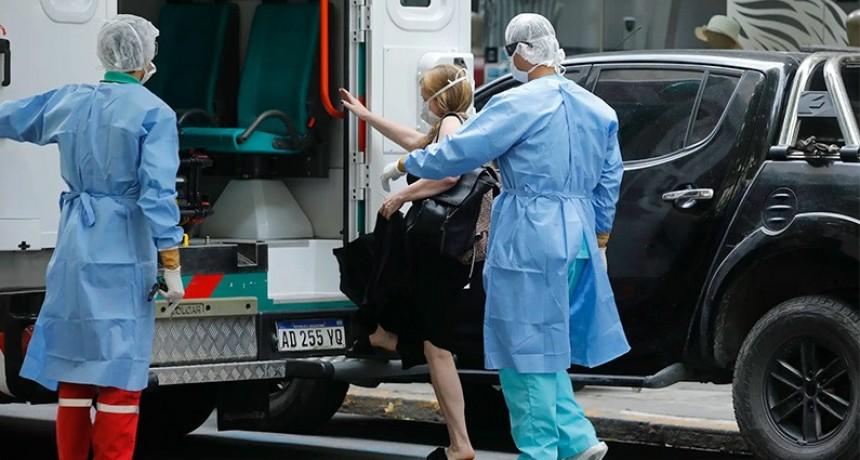 Dos hombres fallecieron por Coronavirus en el país: Tenían antecedentes de viaje
