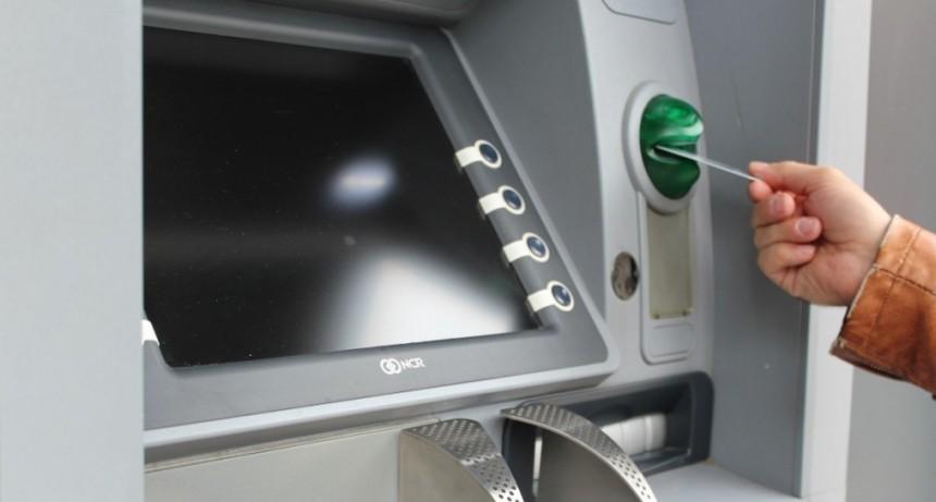 El Banco Entre Ríos aumentó el límite de extracción de los cajeros automáticos