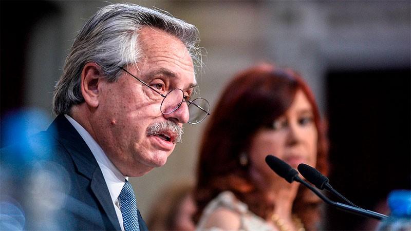 Fernández lanzó fuertes críticas a la Justicia: discurso completo del presidente