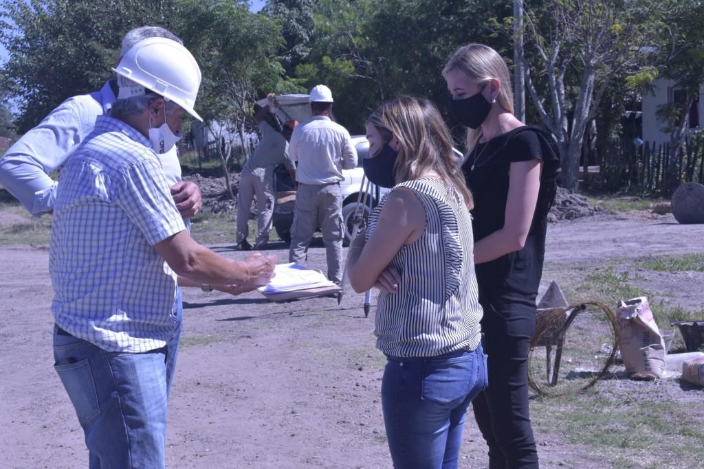 CAFESG avanza con obras y programas de desarrollo en San Jaime de la Frontera