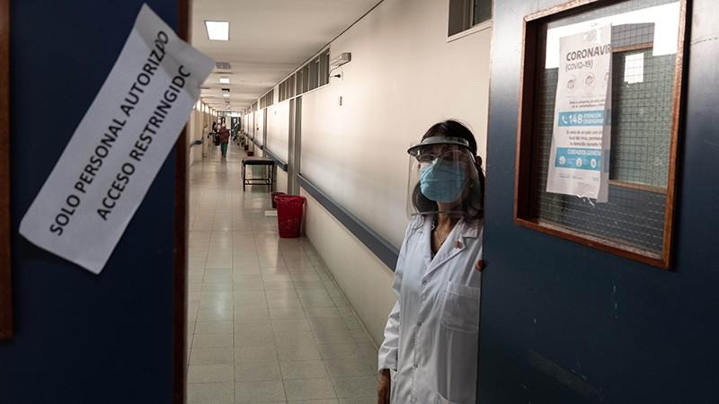Reportaron 116 muertes y 6653 nuevos casos de covid-19 en Argentina