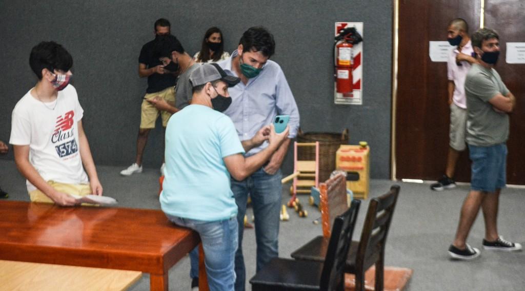 CAFESG abre nuevos horizontes comerciales para carpinteros y fabricantes de muebles de Concordia