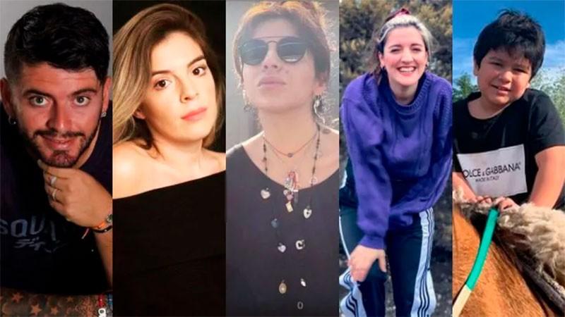 Maradona: determinan que los cinco hijos reconocidos serán sus únicos herederos