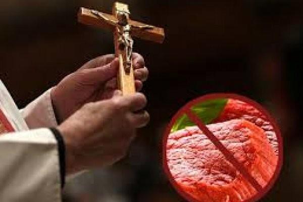 Qué día no se come carne en Semana Santa (y por qué)